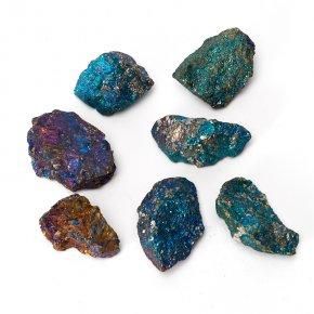 Образец халькопирит Мексика (3-4 см) 1 шт