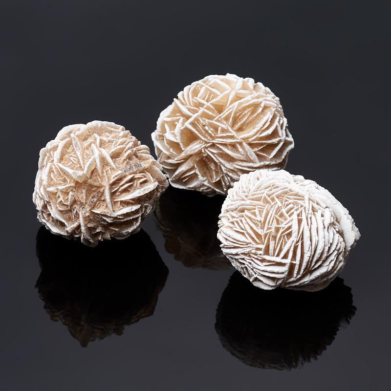 Образец пустынная роза (4-5 см) 1 шт губка для мытья посуды донна роза роза 5 шт