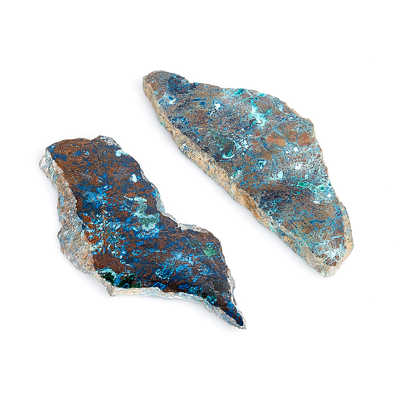 Срез хризоколла (8-9 см) 1 шт ndfeb magnet ring 1 1 2 odx1 8 idx1 2 thick strong neodymium permanent magnets rare earth magnets grade n42 nicuni plated