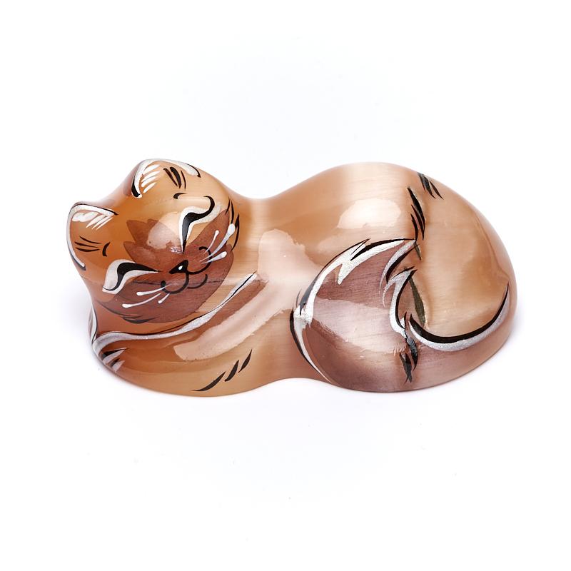 Кошка Сонечка селенит 7 см