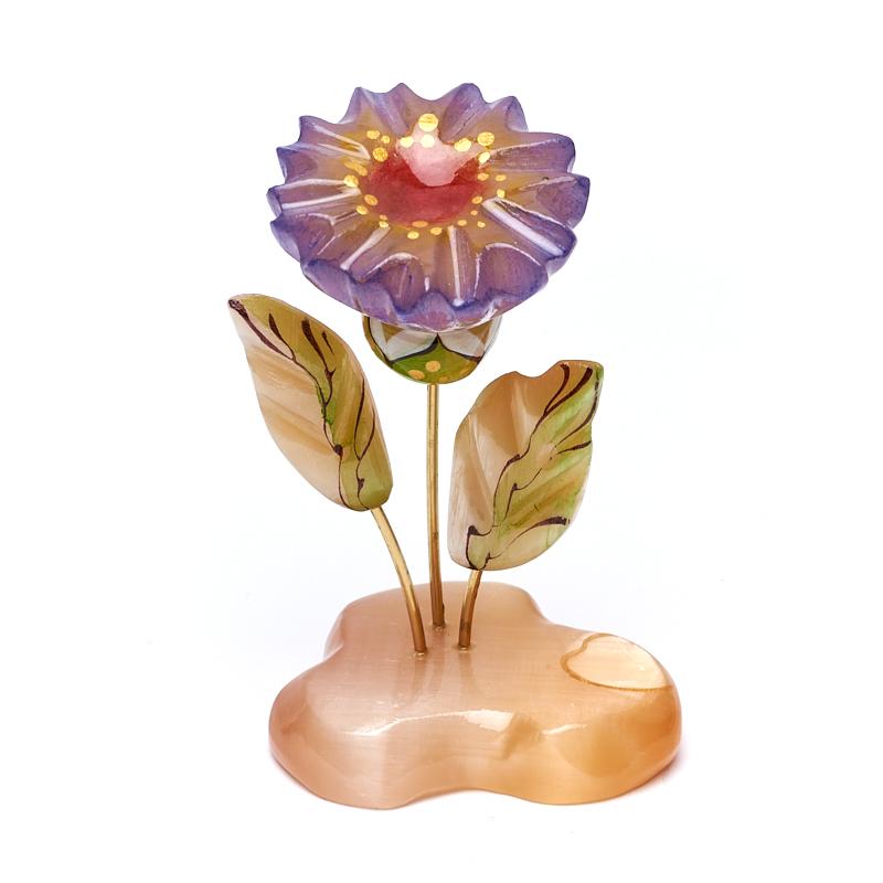 Цветок Василек селенит 9 см 74hct125d sop14 3 9