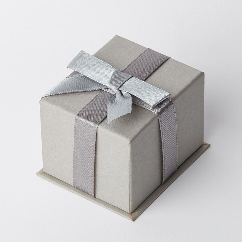 Подарочная упаковка под кольцо/серьги 65х55х45 мм