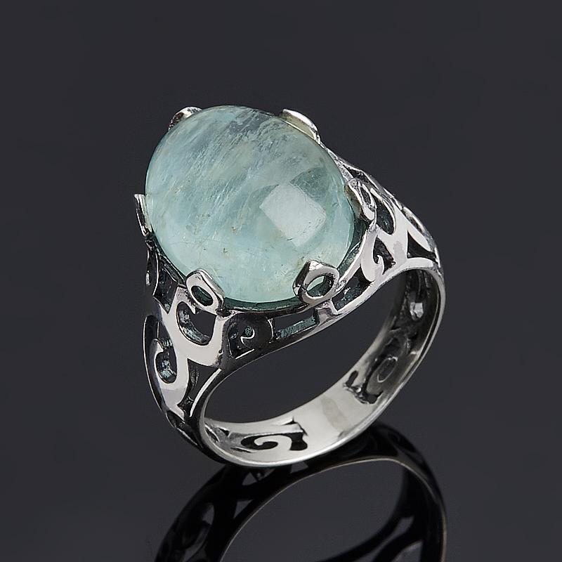 Кольцо аквамарин (серебро 925 пр.) размер 17 кольцо аквамарин серебро 925 пр размер 17