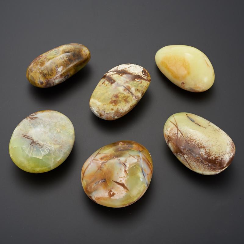 Опал фисташковый (7-8 см) 1 шт