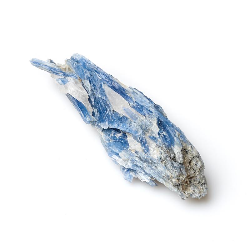 Образец кианит синий (сросток) S