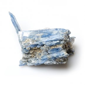 Образец кианит синий Бразилия (сросток) S