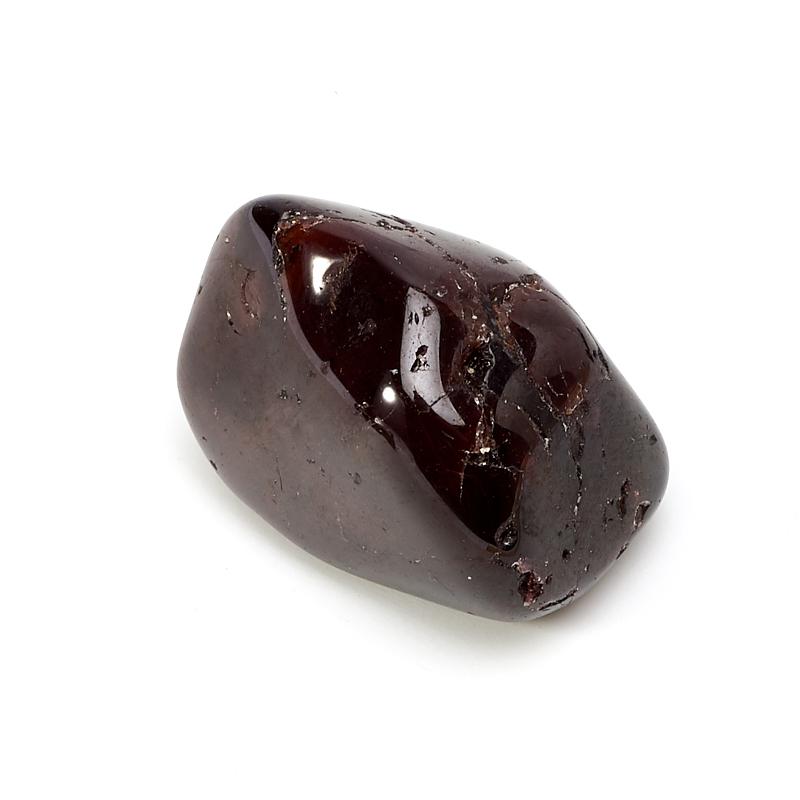 Галтовка Гранат альмандин Китай (2,5-3 см) 1 шт