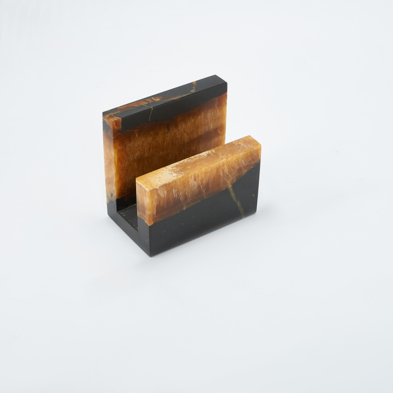 Визитница симбирцит Россия 6х6,5 см