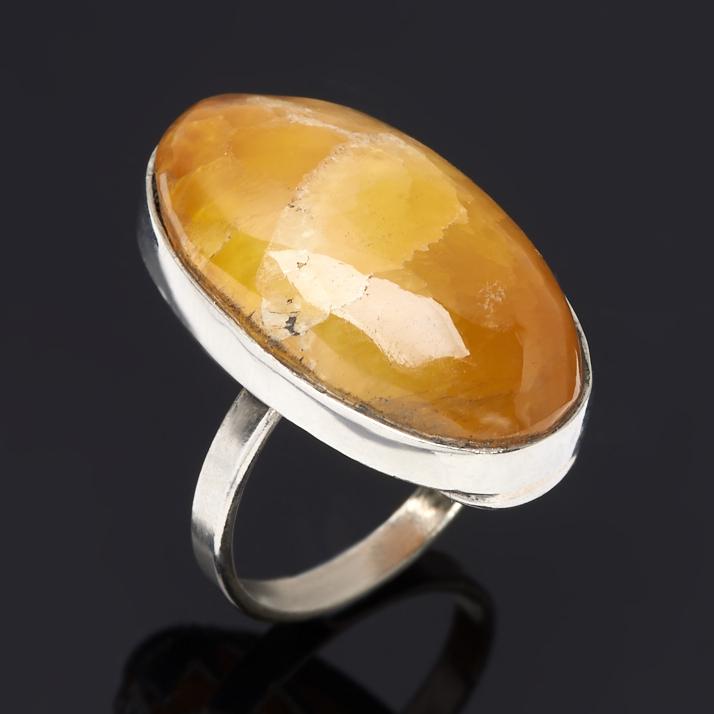 Кольцо симбирцит (нейзильбер) размер 16,5