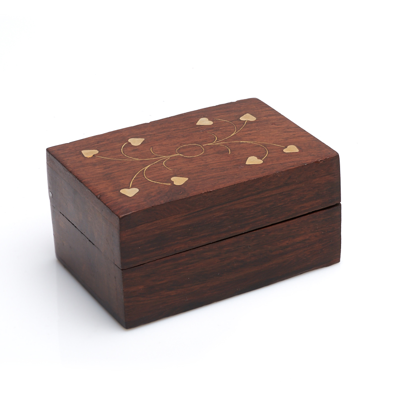 Шкатулка для хранения камней / украшений 7,5х5х4 см
