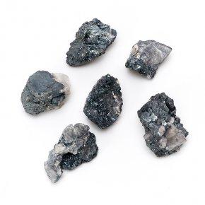 Образец гематит Казахстан (3-4 см) 1 шт
