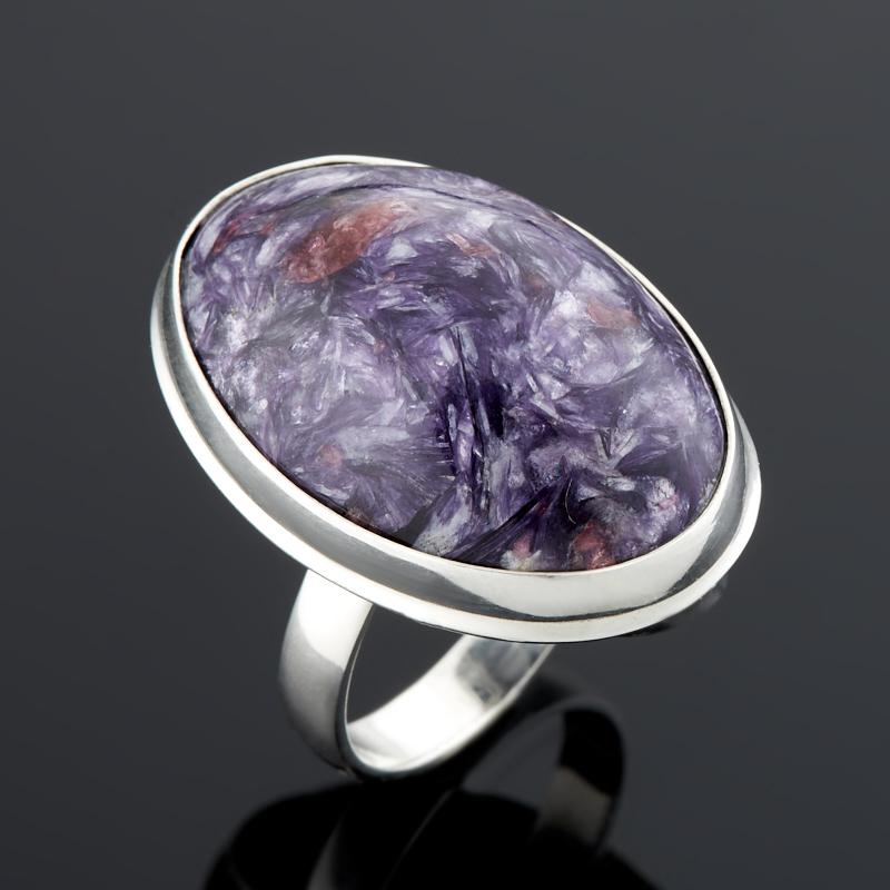 Кольцо лепидолит (серебро 925 пр.) размер 18 цена