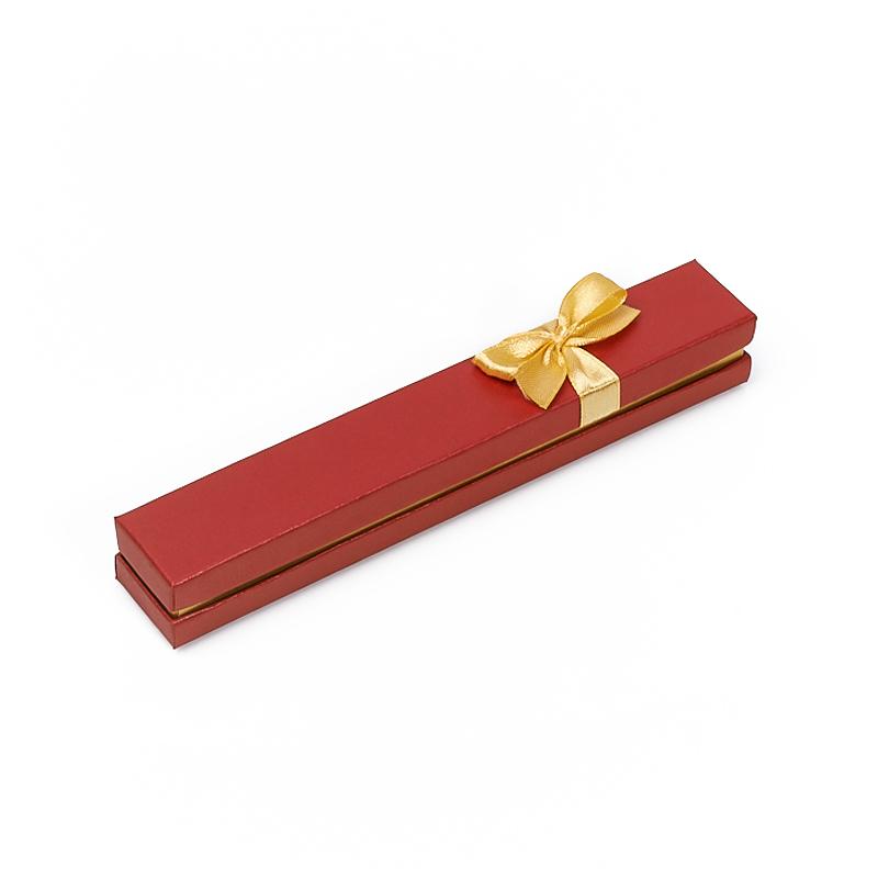 Подарочная упаковка под цепь/браслет 180х30х25 мм цена