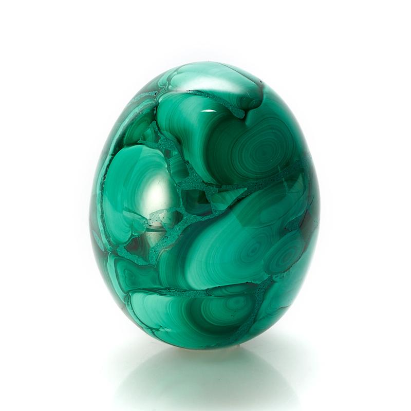 Яйцо малахит 6 см яйцо малахит 182 0
