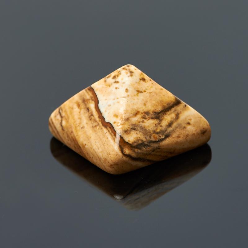 Пирамида яшма рисунчатая Намибия 1-1,5 см