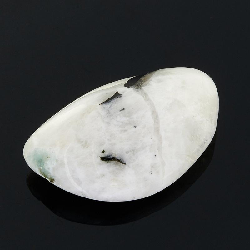 Галтовка Лунный камень (адуляр) Индия 2,5-3 см 1 шт