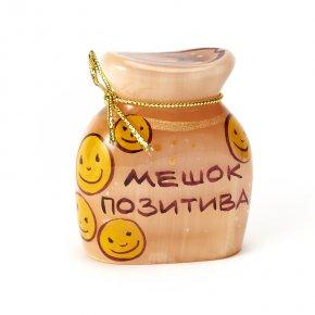 Мешочек позитива селенит Россия 5 см