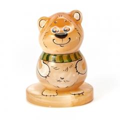 Медведь селенит Россия 7 см