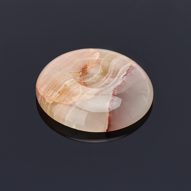 Фото - Подставка под шар/яйцо оникс мраморный 6,5 см подставка
