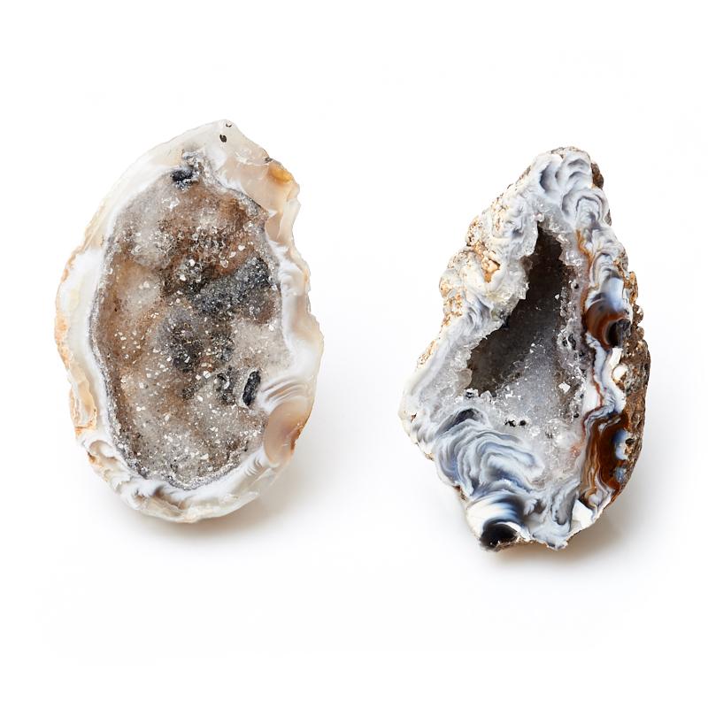 Жеода агат серый (5-6 см) 1 шт