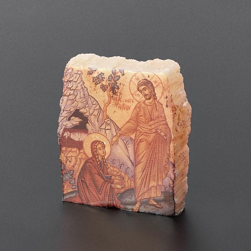 Изображение селенит Россия Явление Христа 4,5-5 см