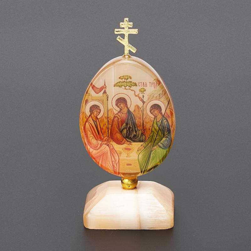 Пасхальное изображение Святая Троица селенит 9 см пасхальное меню праздничное щедрое особенное