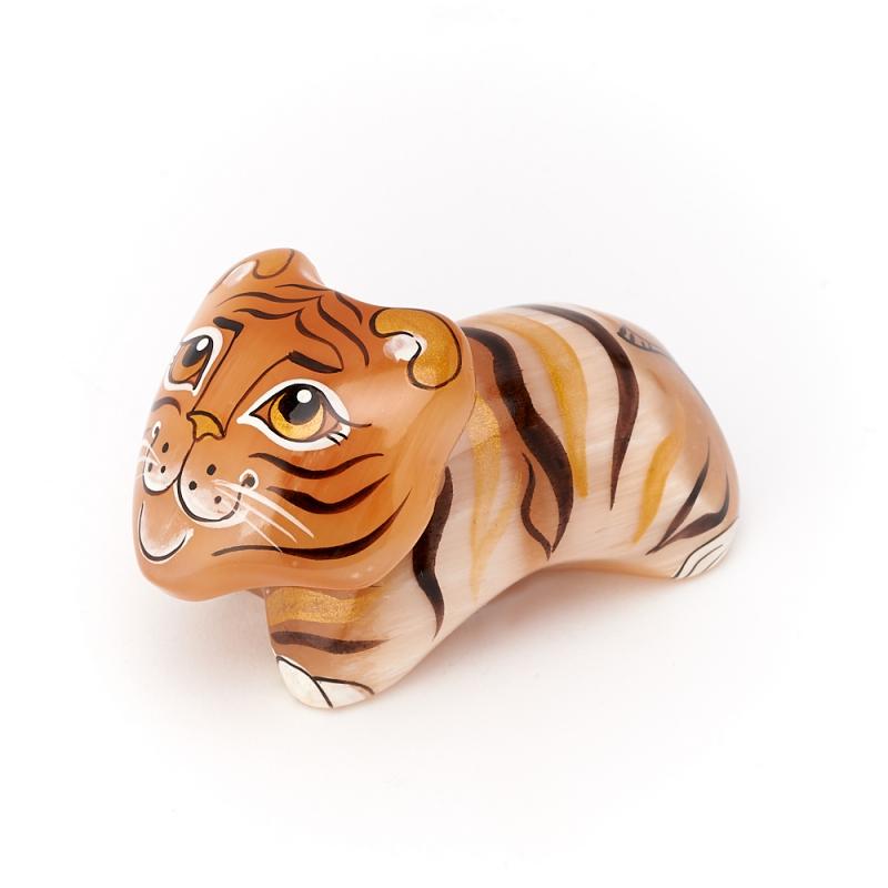Тигр селенит 6-7 см книги издательство аст дневник мага
