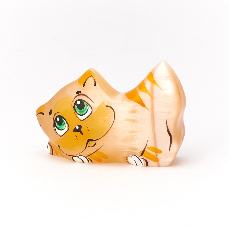 Кот Тишка селенит 5,5-6 см