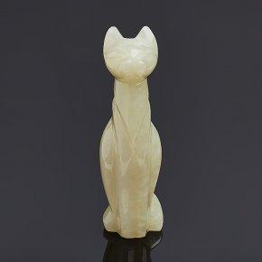 Котик нефрит белый Россия 9,5 см