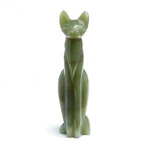 Котик нефрит зеленый Россия 14 см