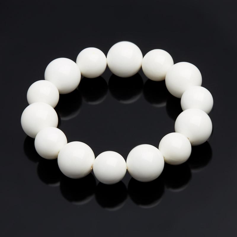 Браслет арагонит белый 17 см браслет арагонит белый 15 см