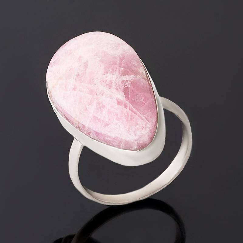 Кольцо турмалин розовый (рубеллит) (нейзильбер) размер 19 цена