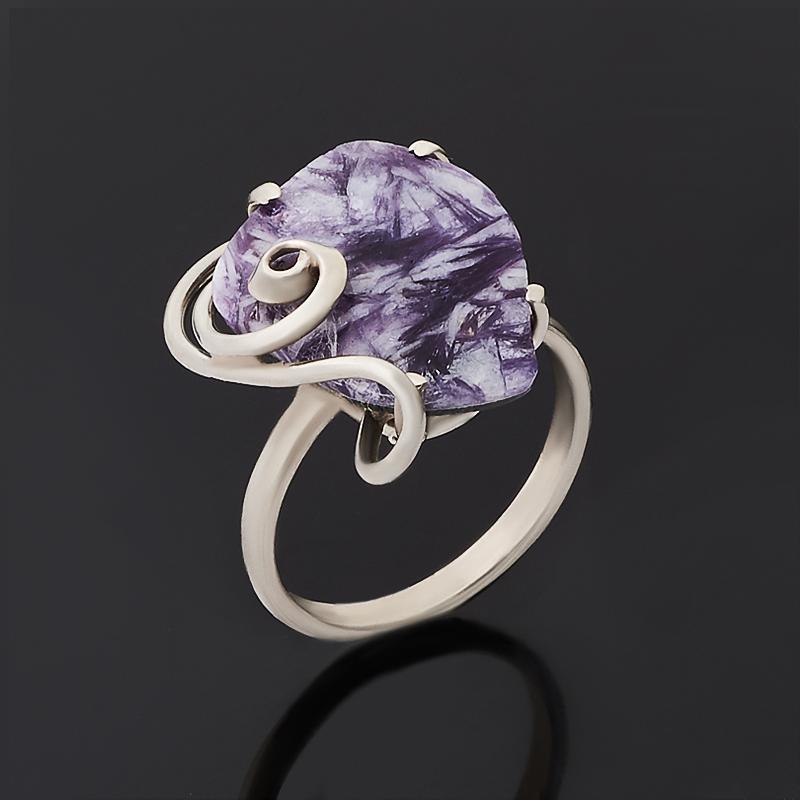 Кольцо лепидолит (дублет) (нейзильбер) размер 18 цена