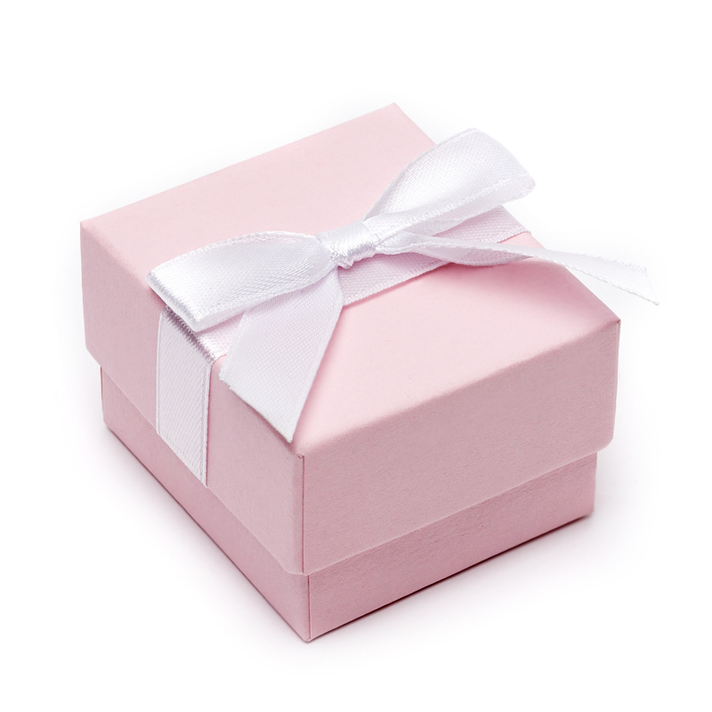 Подарочная упаковка под кольцо/серьги 55х50х35 мм набор серьги кольцо bijoux annabelle набор серьги кольцо page 1