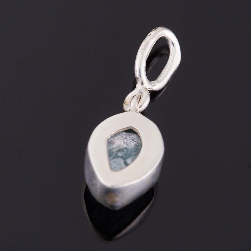 Кулон апатит Бразилия (серебро 925 пр.)