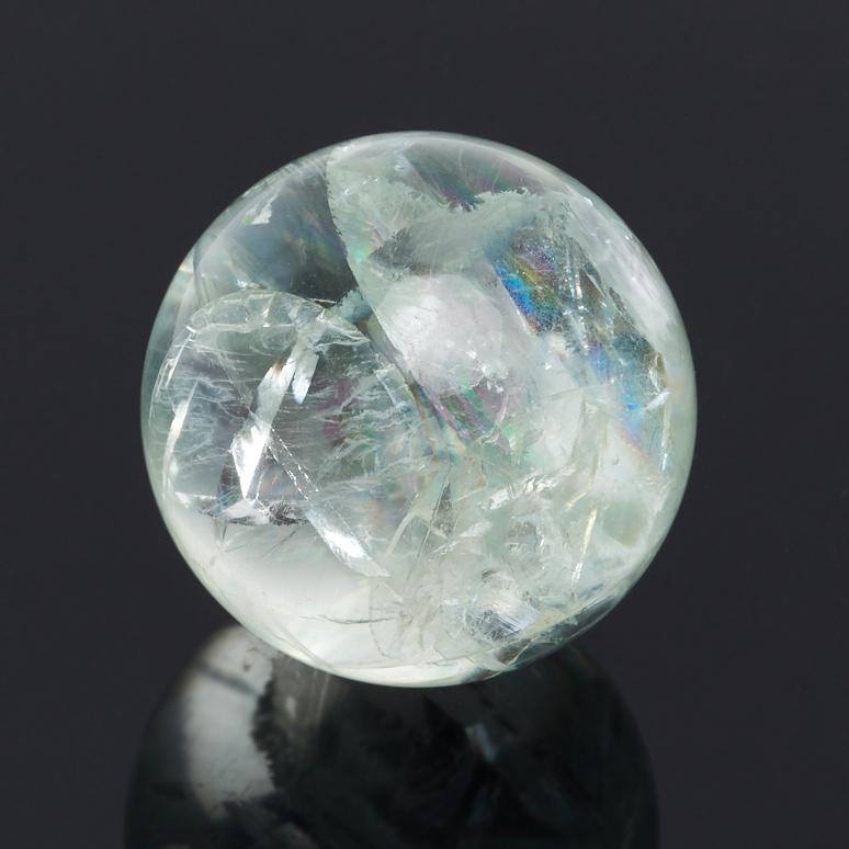 Шар флюорит зеленый 4 см цена