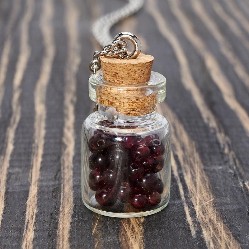 Кулон гранат альмандин бутылочка (биж. сплав) 3 см кулон гранат альмандин бутылочка биж сплав 3 см