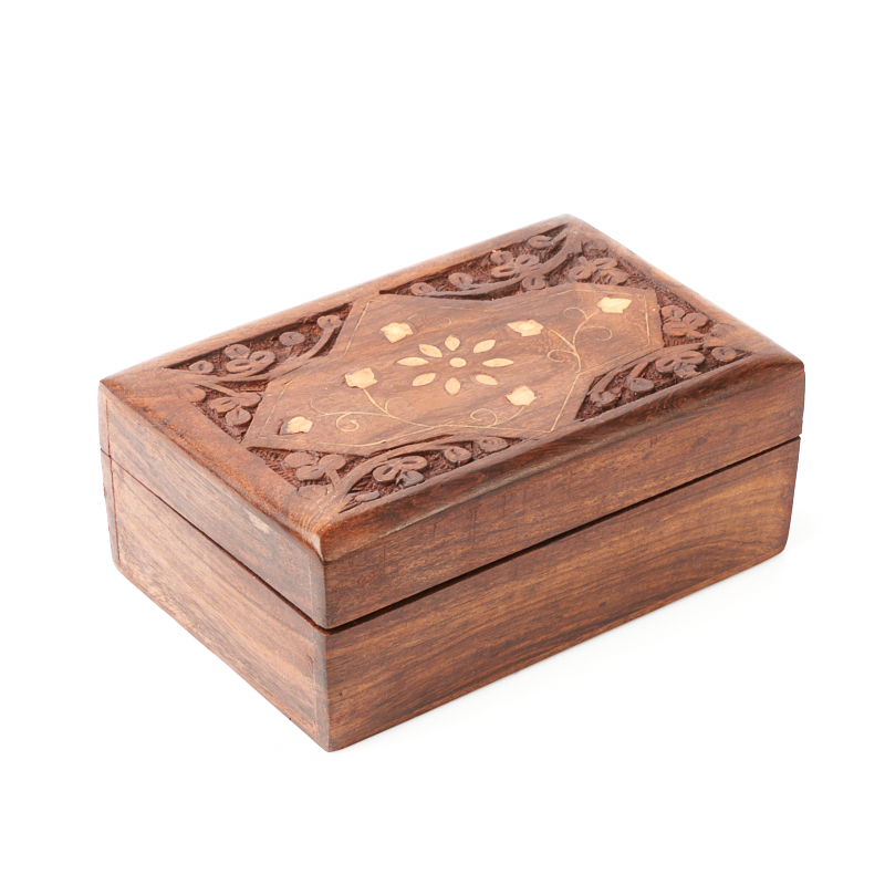 Шкатулка для хранения камней / украшений 15х9,5х6 см giftman шкатулка для ювелирных украшений лебеди 10x5 см