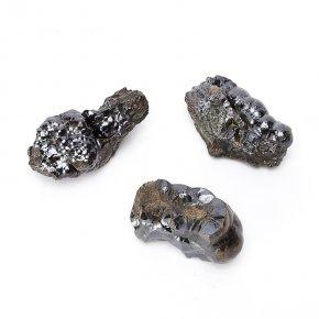 Образец гематит Марокко (3-4 см) 1 шт