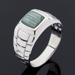 Кольцо лабрадор Мадагаскар (серебро 925 пр.) размер 21,5