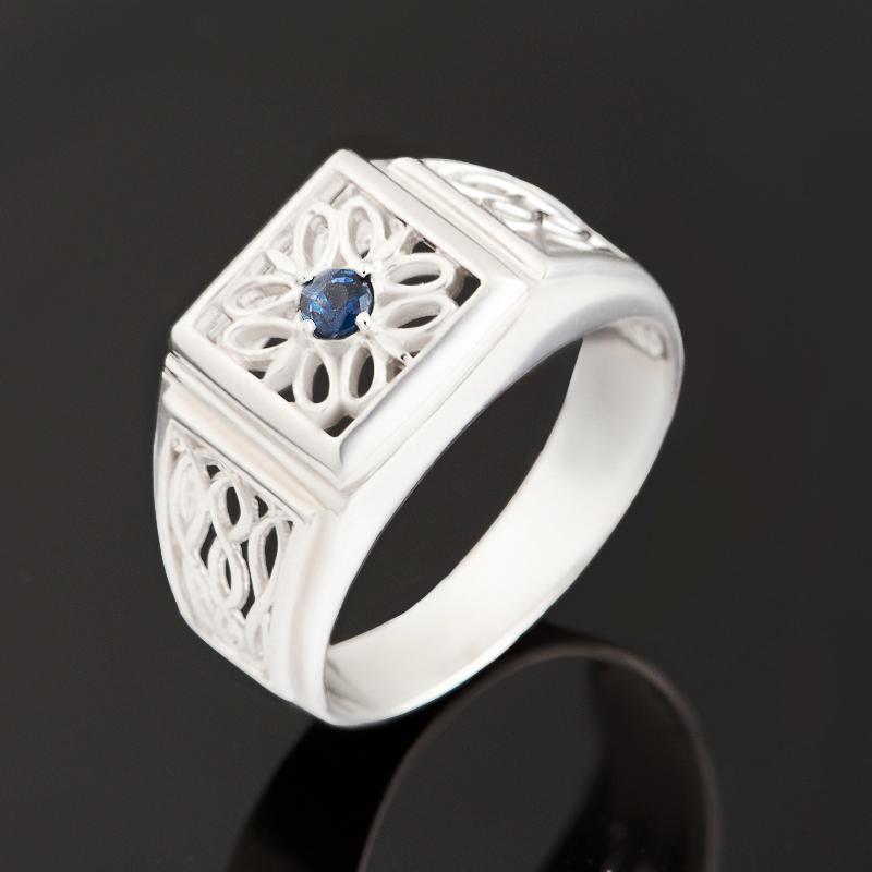 Кольцо сапфир черный огранка (серебро 925 пр.) размер 20,5 кольцо сапфир черный огранка серебро 925 пр размер 18