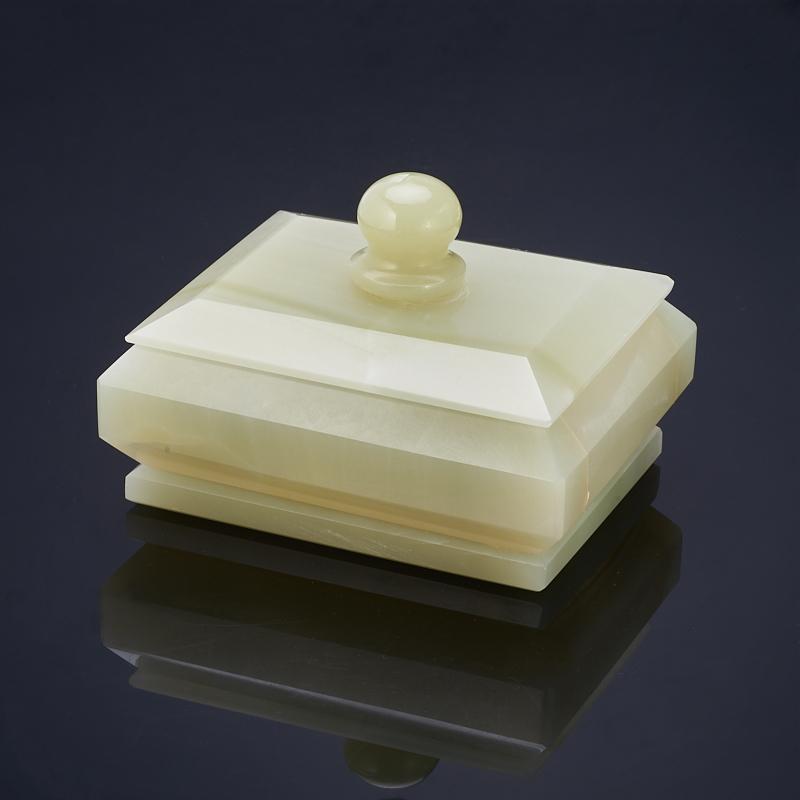 Шкатулка оникс мраморный 8,5х7х6 см шкатулка оникс мраморный 6х7 см