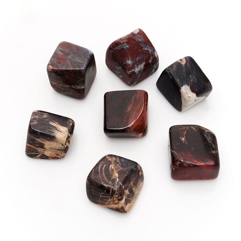 Образец яшма уральская (3-4 см) 1 шт образец яшма 4 5 см 1 шт