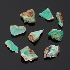 Образец хризопраз Казахстан (3-4 см) 1 шт