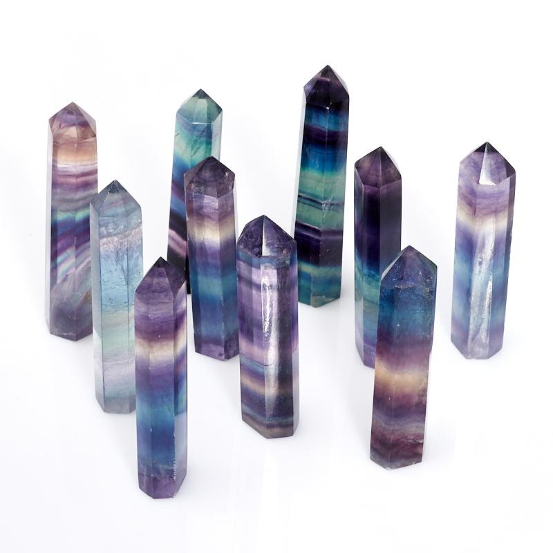 Кристалл флюорит (5-6 см) 1 шт
