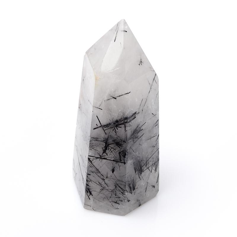 все цены на Кристалл кварц с турмалином S онлайн