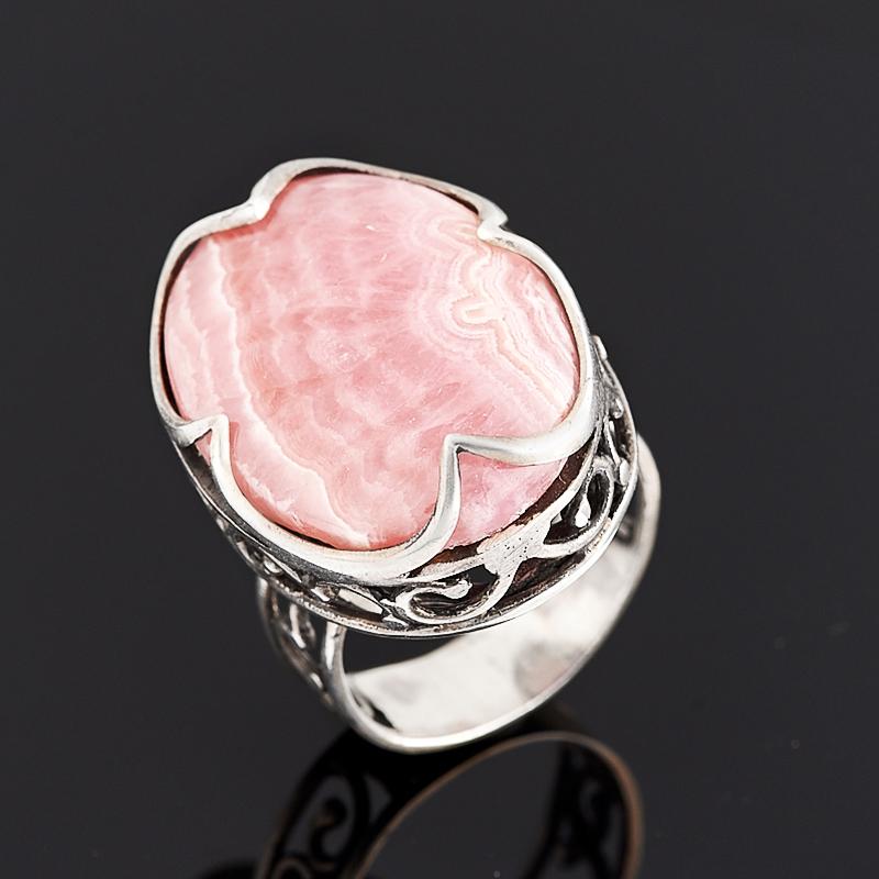 Кольцо родохрозит (серебро 925 пр.) размер 17,5 кольцо other 925 925 r001
