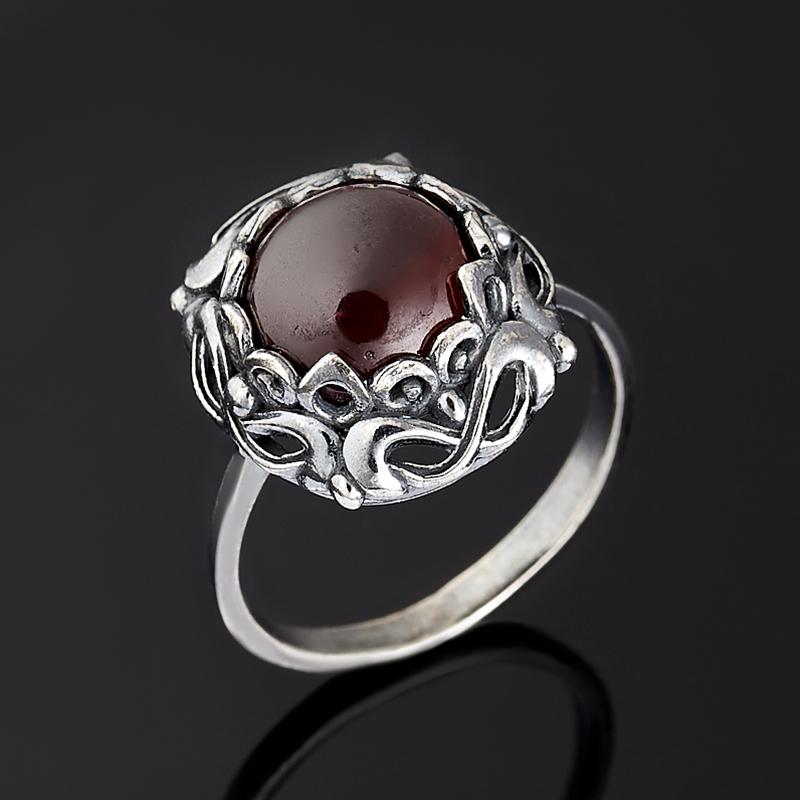 Кольцо гранат альмандин (серебро 925 пр.) размер 17 кольцо гранат серебро 925 пр размер 17
