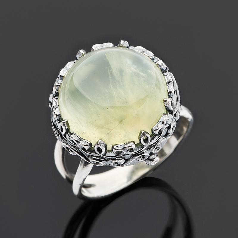 Кольцо пренит (серебро 925 пр.) размер 17,5