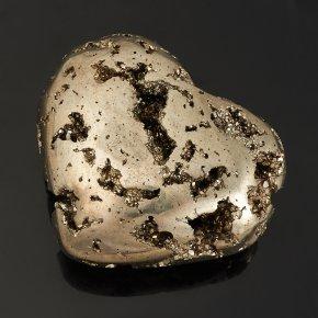 Сердечко пирит Перу 6 см